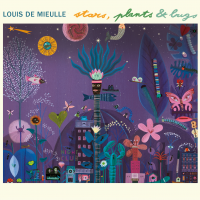 Album Stars, Plants & Bugs by Louis de Mieulle