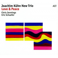 "Read ""Love & Peace"" reviewed by Karl Ackermann"
