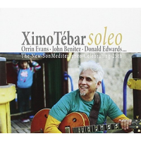 Album Soleo by Ximo Tebar