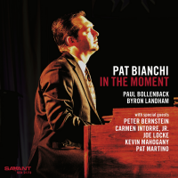 Album In The Moment by Pat Bianchi