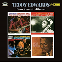 Album Four Classic Albums: Teddy Edwards by Teddy Edwards