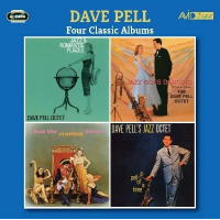 "Read ""Dave Pell: Four Classic Albums"" reviewed by David Rickert"