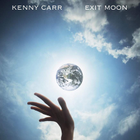 Album Exit Moon by Kenny Carr