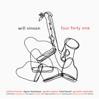 Album Four Forty One by Will Vinson