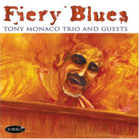 Tony Monaco Trio: Fiery Blues