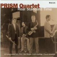 PRISM Quartet: Real Standard Time