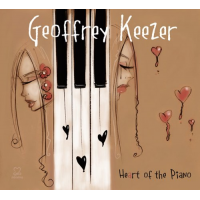 Album Heart of the Piano by Geoffrey Keezer