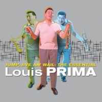 Album Jump, Jive & Wail: Essential Louis Prima by Louis Prima