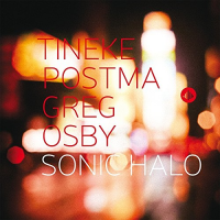 Album Sonic Halo by Greg Osby