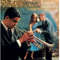 Album Dancing Sessions by Maynard Ferguson