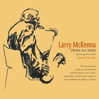 Album Larry McKenna From All Sides by Melissa Gilstrap