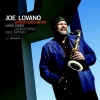 Album Joyous Encounter by Joe Lovano
