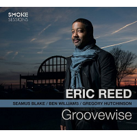 Album Groovewise by Eric Reed