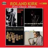 "Read ""Roland Kirk: Four Classic Albums"" reviewed by David Rickert"