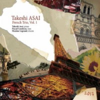 Takeshi Asai: Takeshi Asai: French Trio, Vol. 1