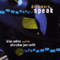 Album Drummers Speak by Brian Andres