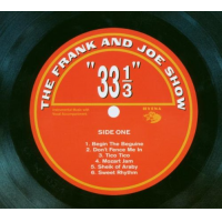 Frank Vignola and Joe Ascione: 33 1/3: The Frank & Joe Show