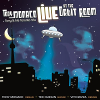 Album Live At The Orbit Room by Tony Monaco