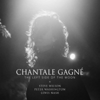 Album The Left Side of the Moon by Chantale Gagné