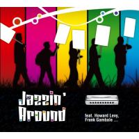 Album Jazzin' Around by David Herzhaft