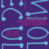 Album Molecular by James Brandon Lewis