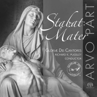 "Read ""Arvo Pärt - Stabat Mater"" reviewed by C. Michael Bailey"