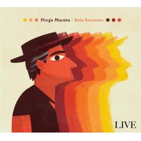 Album Seis Sesiones by Diego Maroto