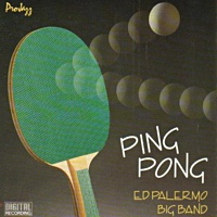 Album Ping Pong by Ed Palermo
