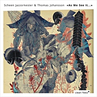 "Read ""Nuove suggestioni dalla Norvegia: Eyolf Dale e Thomas Johansson con la Scheen Jazzorkester"" reviewed by Angelo Leonardi"