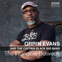 Orrin Evans and the Captain Black Big Band: The Intangible Between