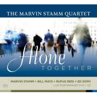Album Alone Together by Marvin Stamm