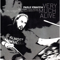 Album Very Much Alive by Paolo Vinaccia
