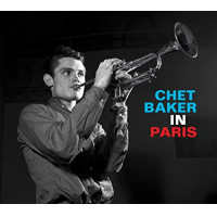 Album Chet Baker In Paris by Chet Baker