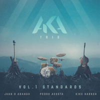 Album AKA TRIO Vol. 1  Standards by Juan D Arango