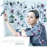 Album Embrace by Orsi Kozma Quartet