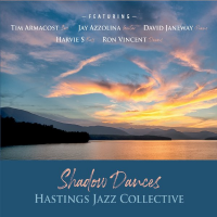 Album Hastings Jazz Collective/Shadow Dances by David Janeway