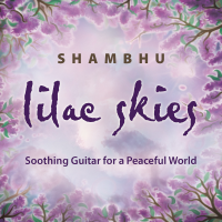 Lilac Skies by Shambhu