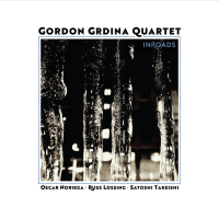 Album Inroads by Gordon Grdina