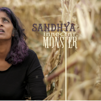 Sandhya 'Innocent Monster' Set For May 14th Release.  Fiery Indie Rock/Jazz/Spirit!
