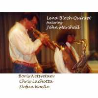 Album Lena Bloch Quintet featuring John Marshall by Lena Bloch