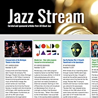 All About Jazz Launches New Website of Curated and Sponsored Content