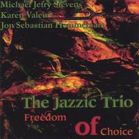 "Album The Jazzic Trio ""Freedom of Choice"" by Michael Jefry Stevens"