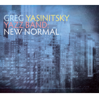 Album New Normal by Greg Yasinitsky