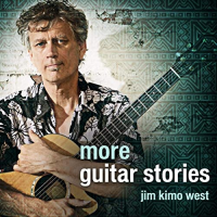 Album More Guitar Stories by Kimo West