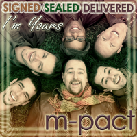 Signed, Sealed, Delivered I'm Yours (Single)