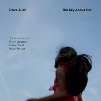 Album The Sky Above Her by Dave Allen