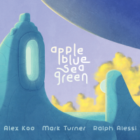 Alex Koo: Appleblueseagreen