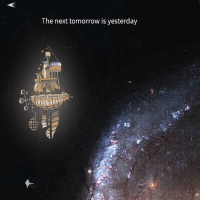 Jesse Byrom-Carter: The Next Tomorrow Is Yesterday
