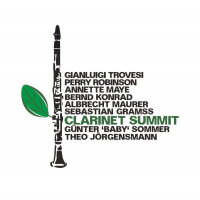 Album Clarinet Summit by Theo Jorgensmann