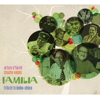 "Read ""Familia: Tribute to Bebo & Chico"" reviewed by Angelo Leonardi"